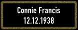 02_Connie Francis_Button_Start