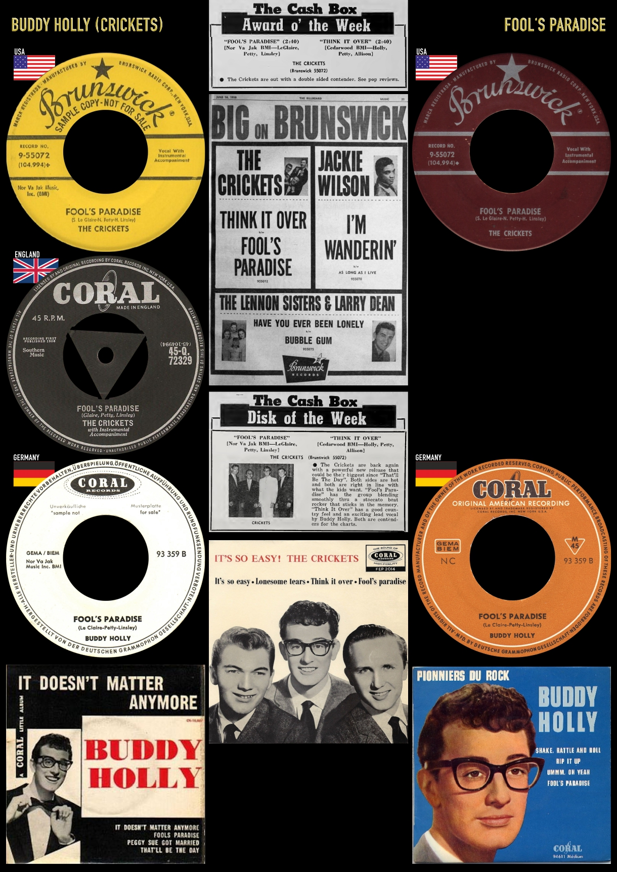 580804_Buddy Holly_Fool's Paradise