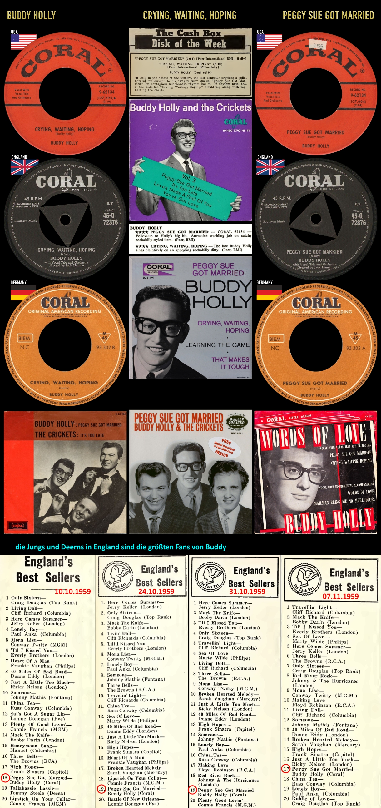 590912_Buddy Holly_Peggy Sue Got Married_Crying, Waiting, Hoping