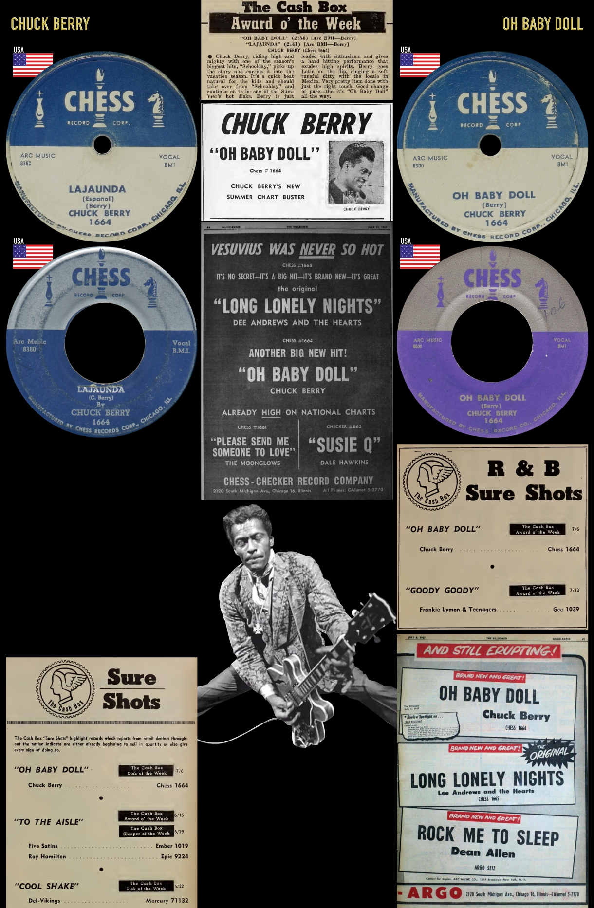 570727_Chuck Berry_Oh Baby Doll_Lajaunda