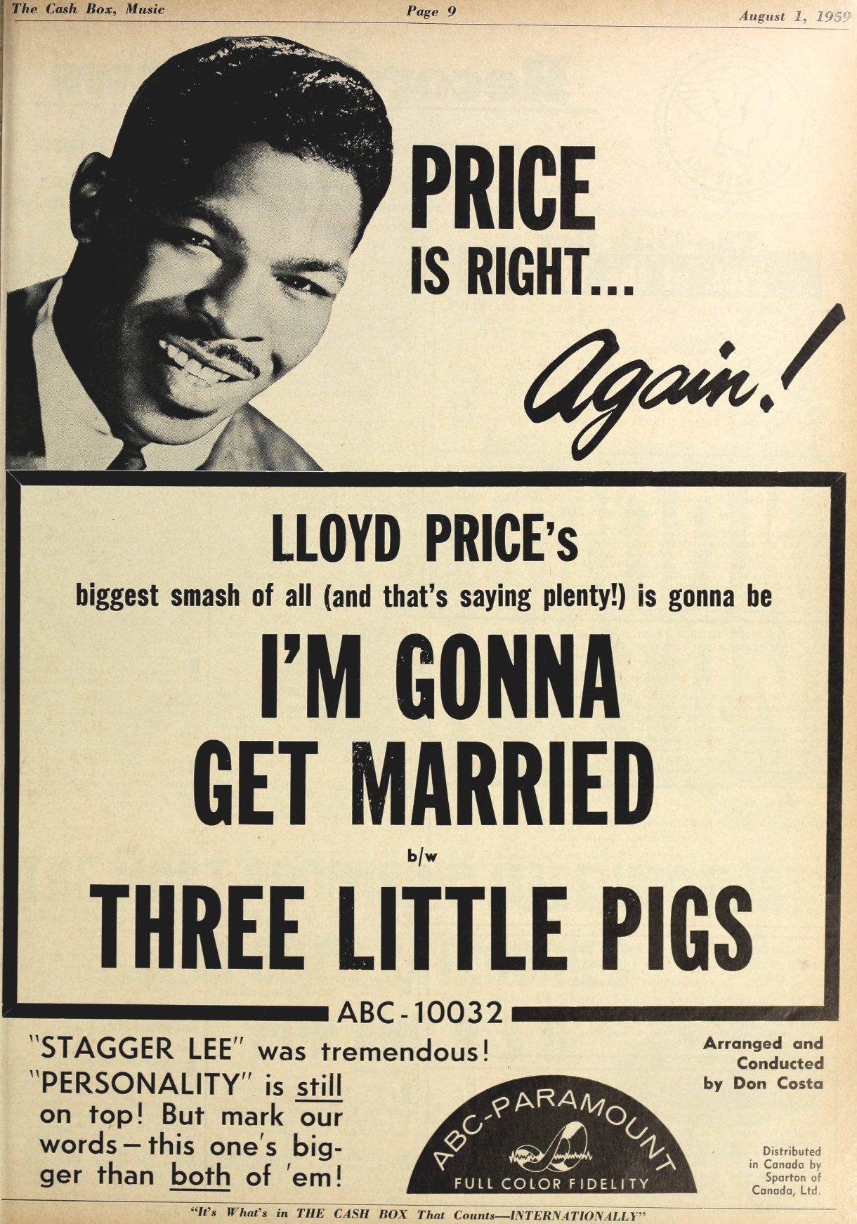 590808_Lloyd Price_I'm Gonna Get Married_2