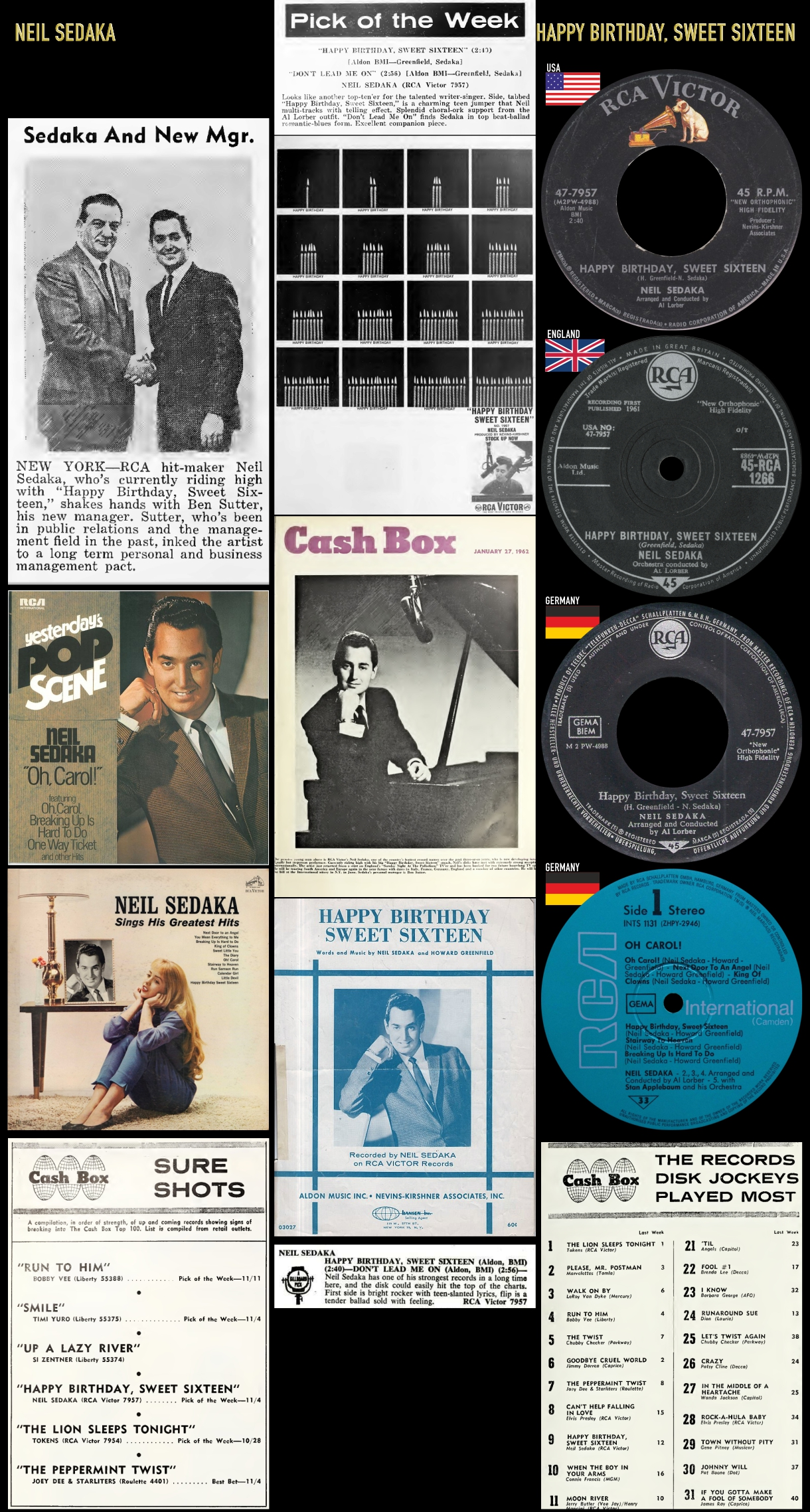 611111_Neil Sedaka_Happy Birthday, Sweet Sixteen