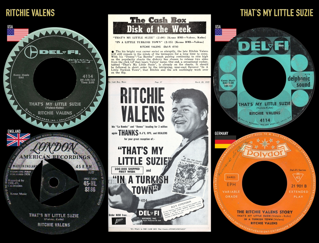 590404_Ritchie Valens_That's My Little Suzie_new