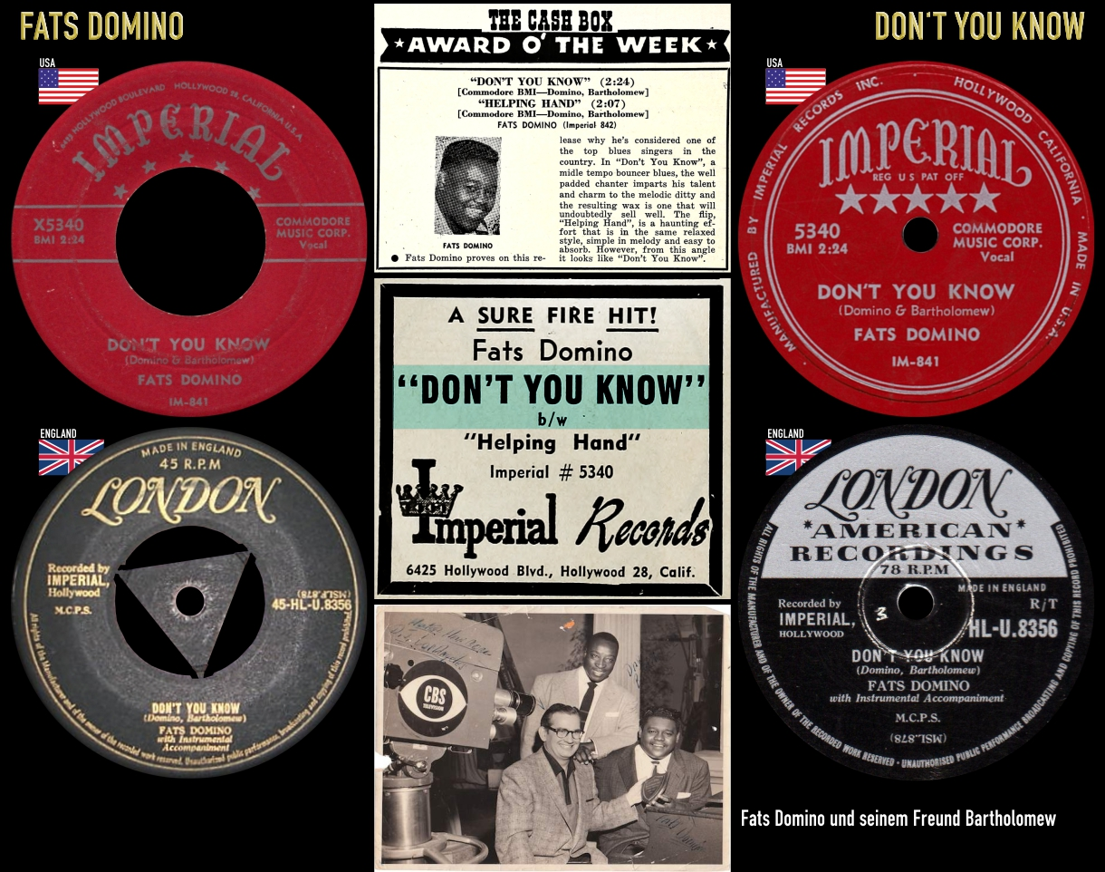 550319_Fats Domino_Don't You Know