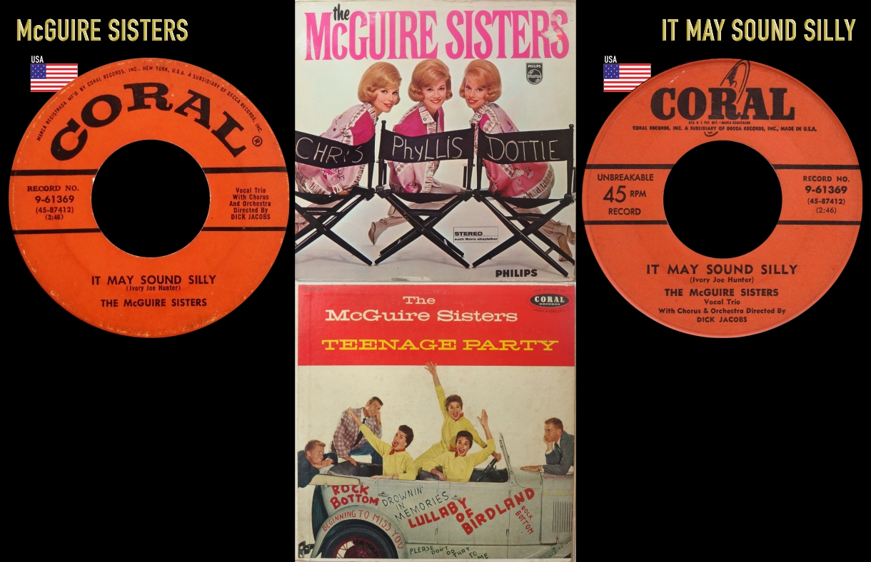 550326_McGuire Sisters_It May Sound Silly