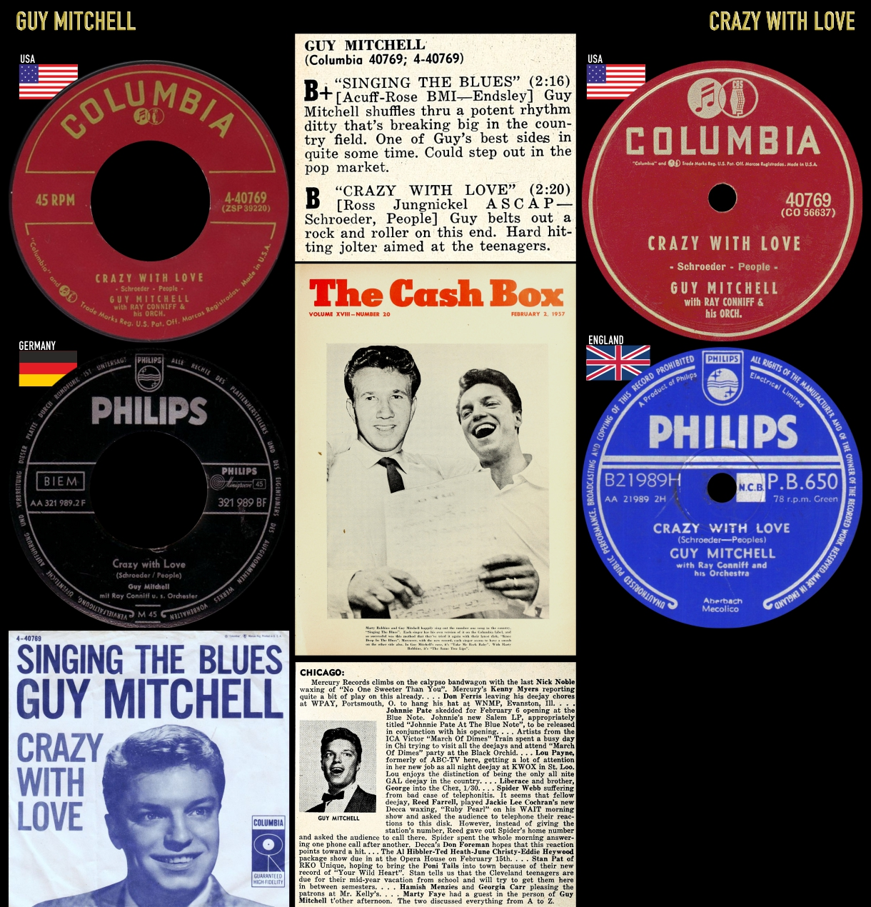 561110_Guy Mitchell_Crazy With Love