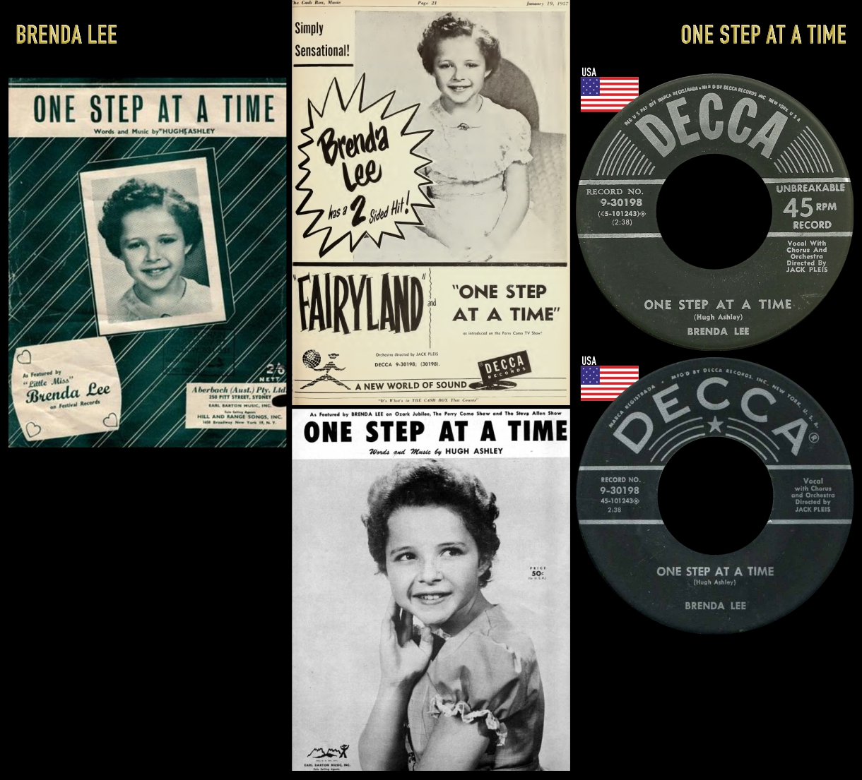 570302_Brenda Lee_One Step At A Timr