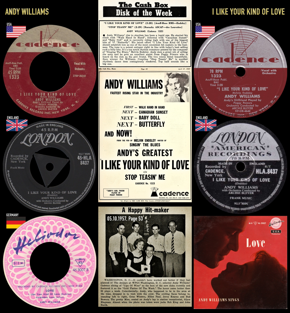 570525_Andy Williams_I Like Your Kind Of Love