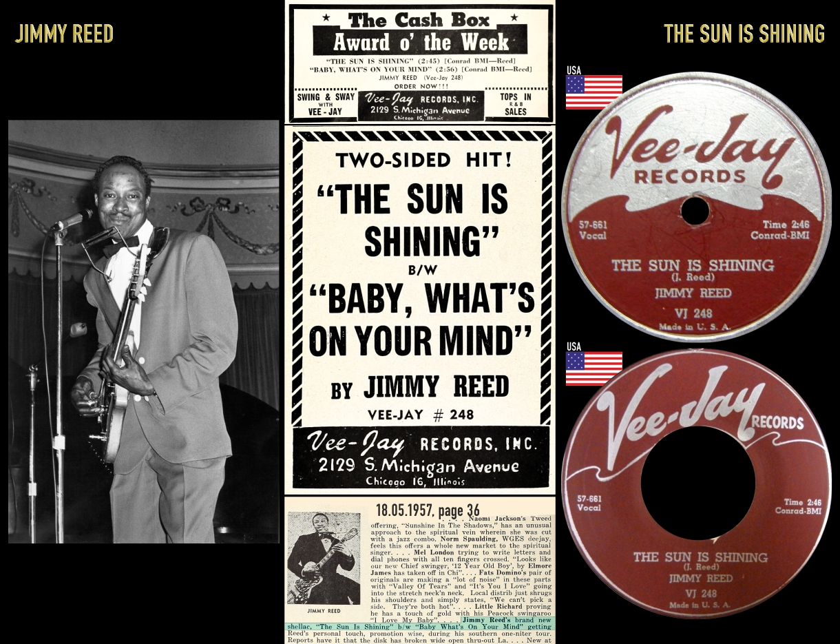 570706_Jimmy Reed_The Sun Is Shining