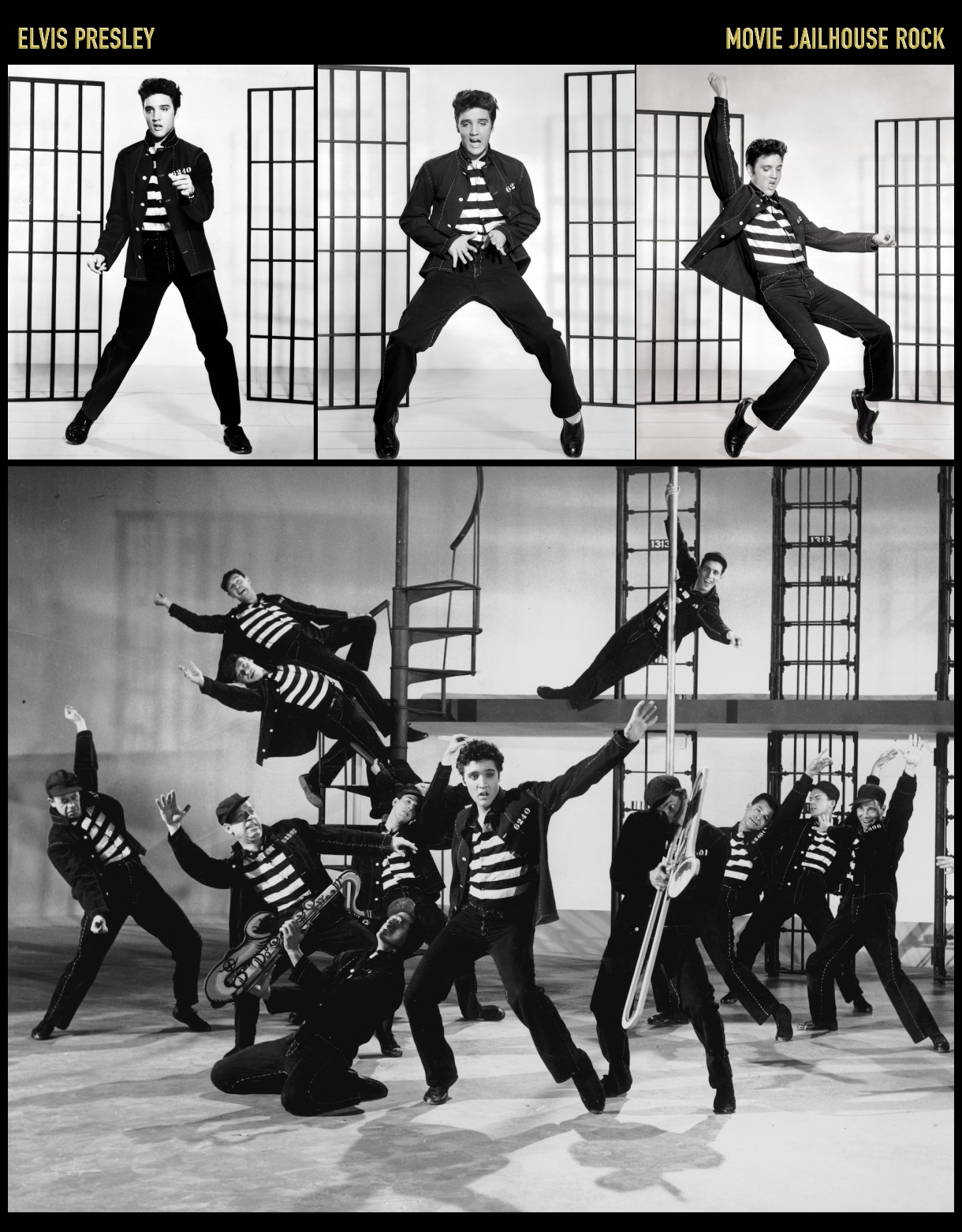 571012_Elvis Presley_Jailhouse Rock_Movie