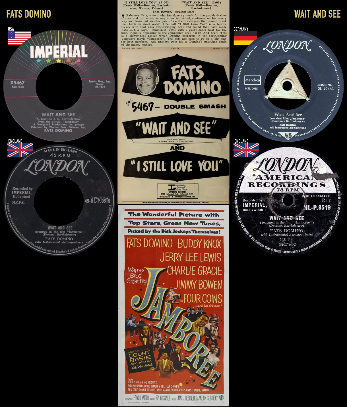 571019_Fats Domino_Wait And See