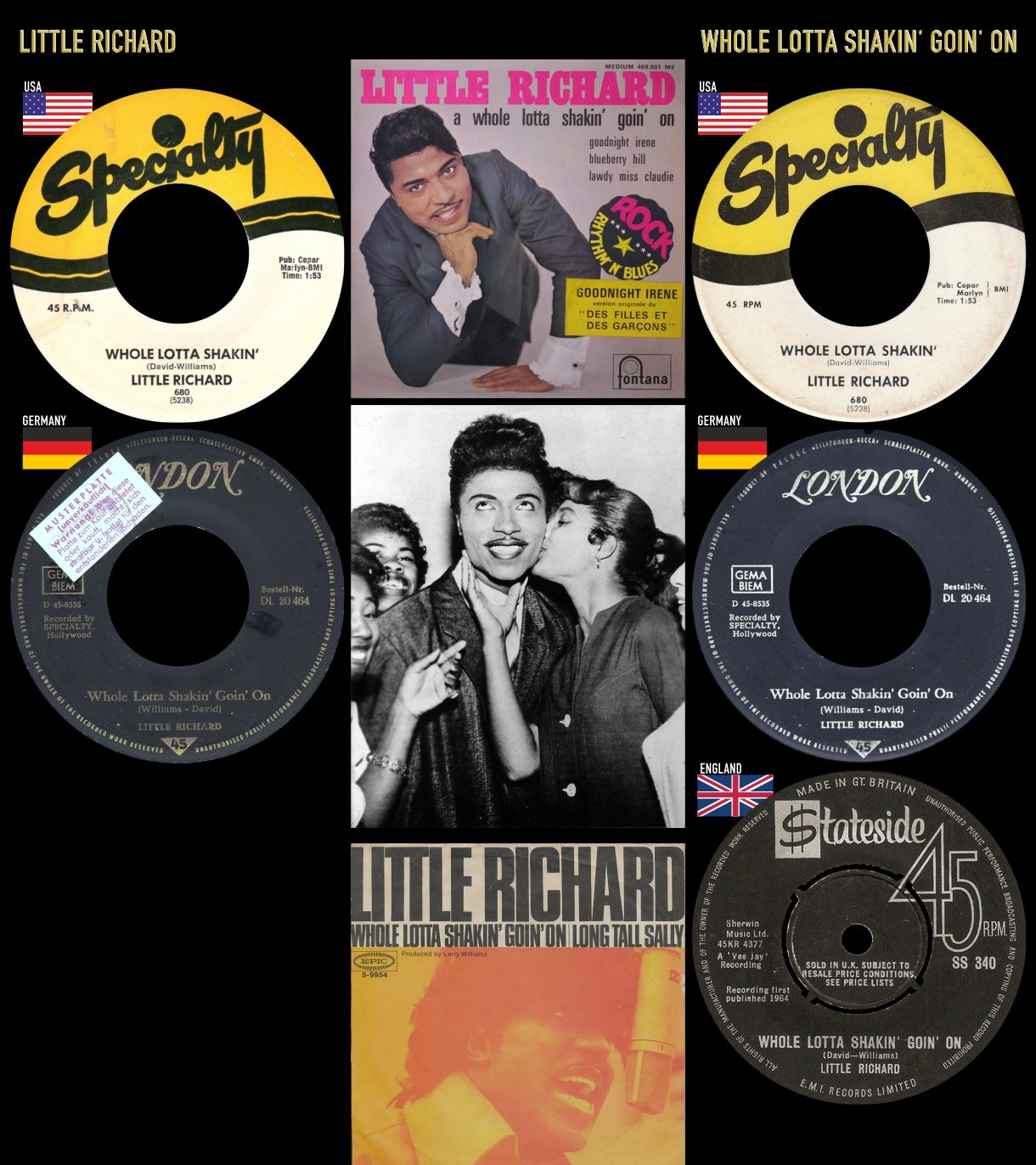 571019_Little Richard_Whole Lotta Shakin' Goin' On