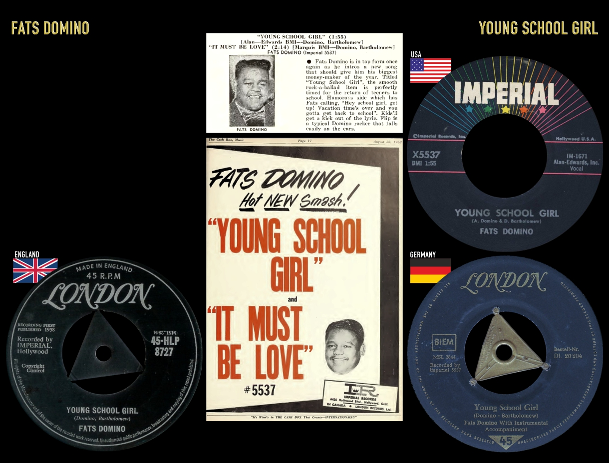580920_Fats Domino_Young School Girl