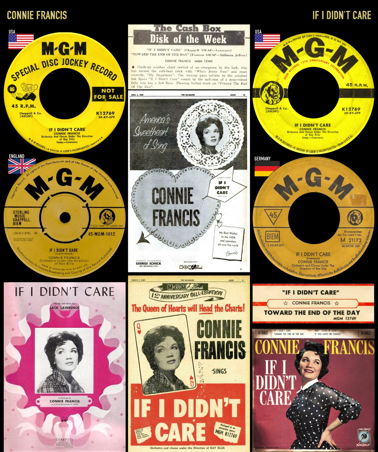590228_Connie Francis_If I Didn't Care