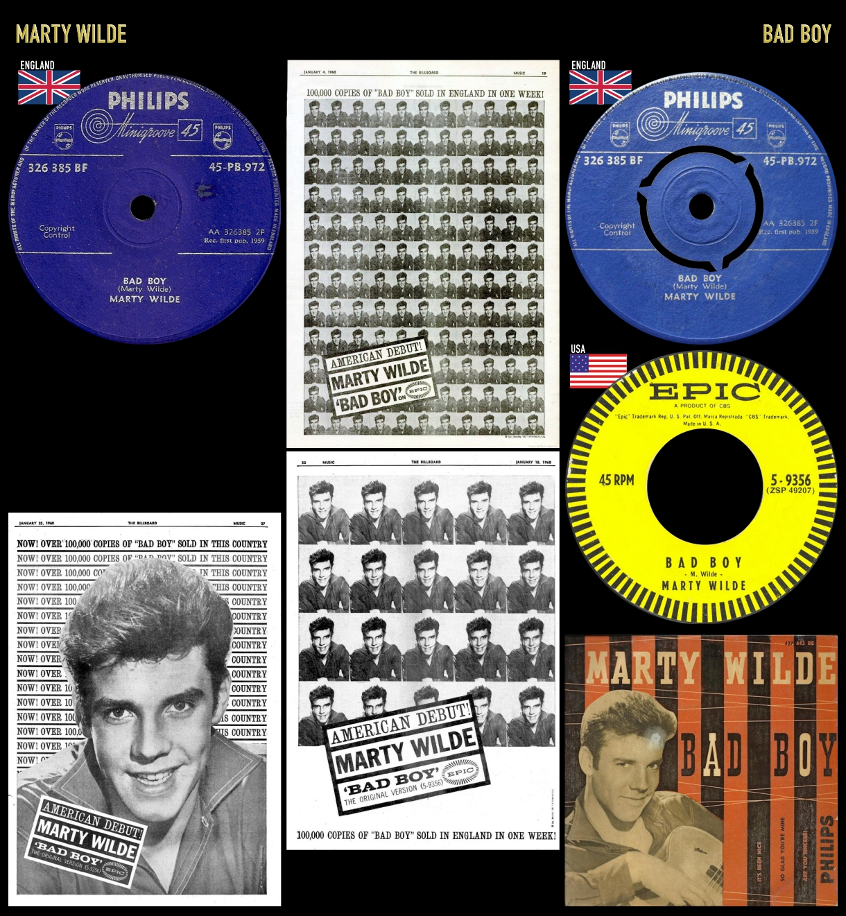 600206_Marty Wilde_Bad Boy