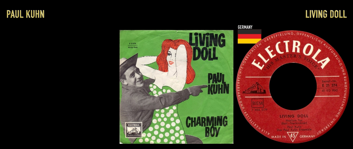 600213_Paul Kuhn_Living Doll