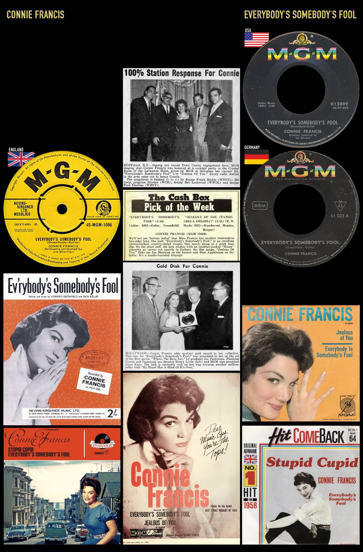 600625_Connie Francis_Everybody's Somebody's Fool