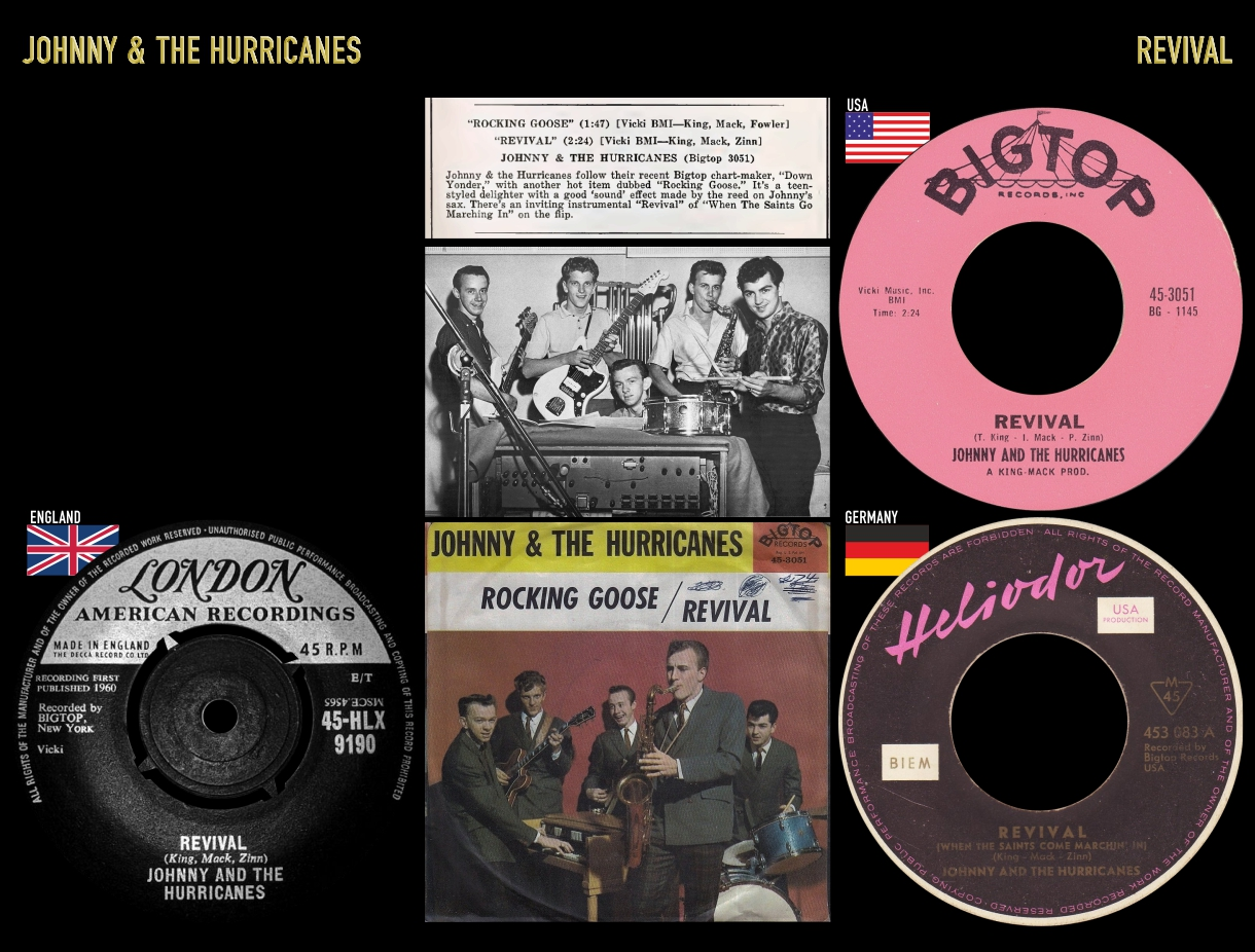 600827_Johnny & The Hurricanes_Revival