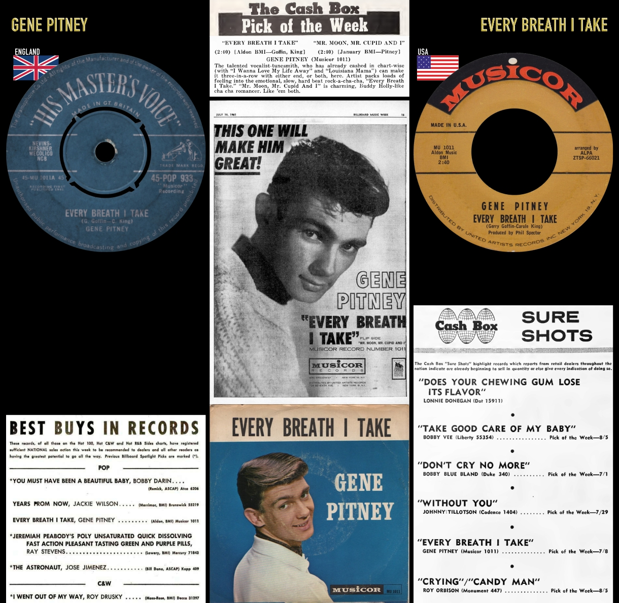 610805_Gene Pitney_Every Breath I Take