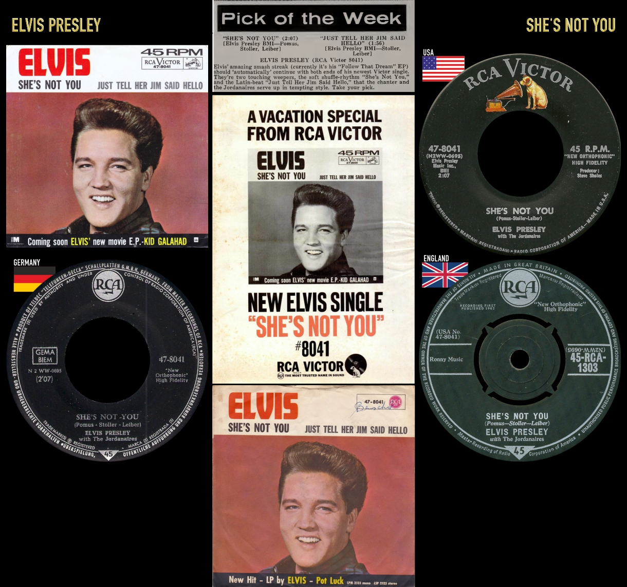 620804_Elvis Presley_She's Not You