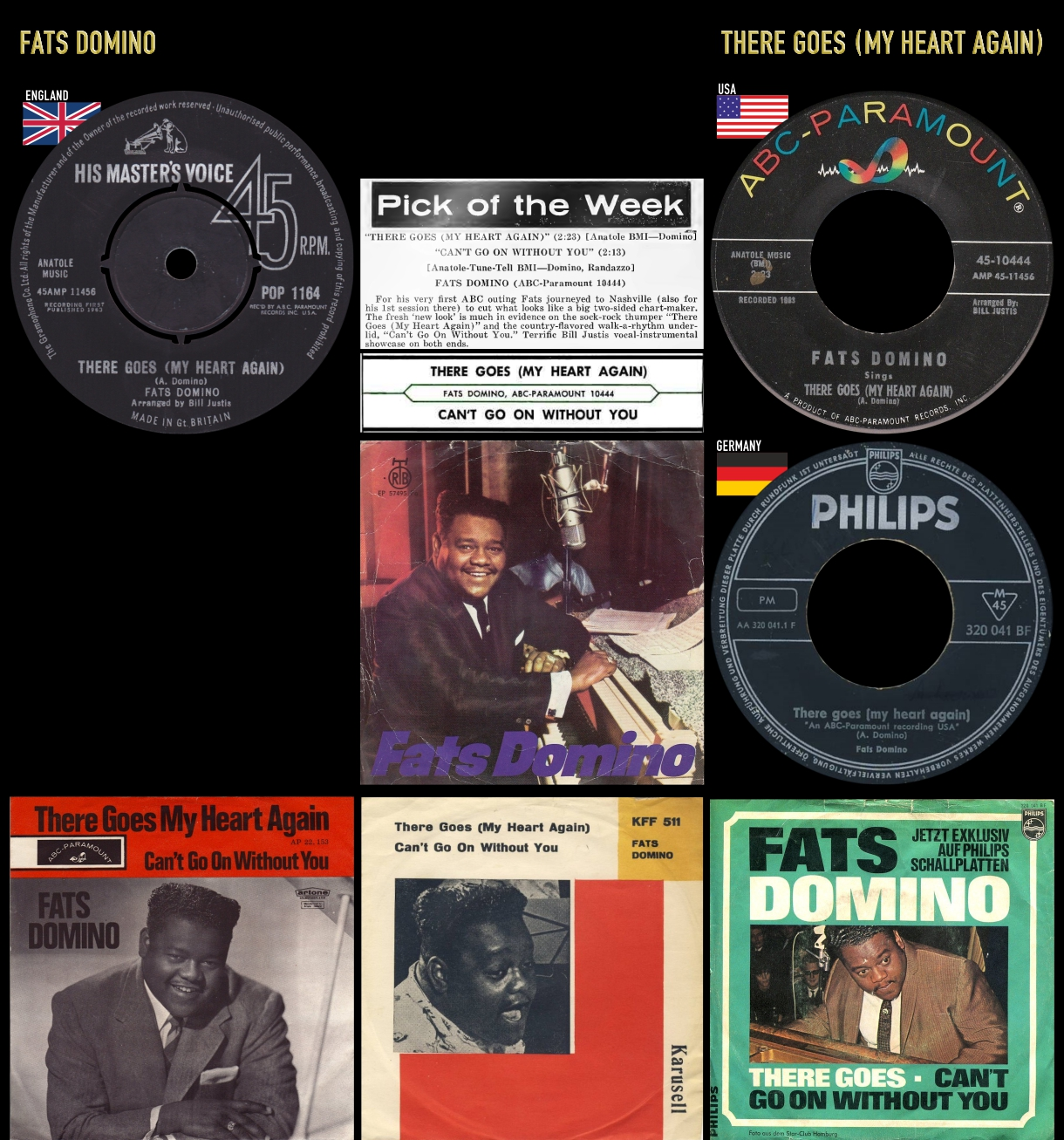 630518_Fats Domino_There Goes