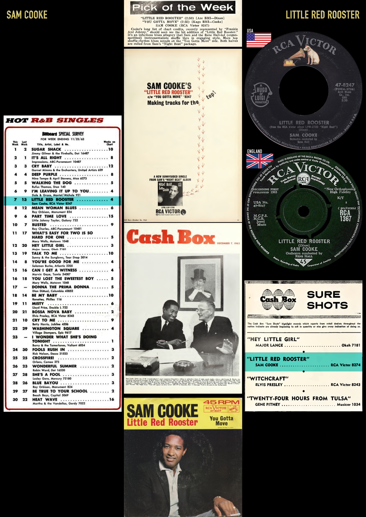 631026_Sam Cooke_Little Red Rooster