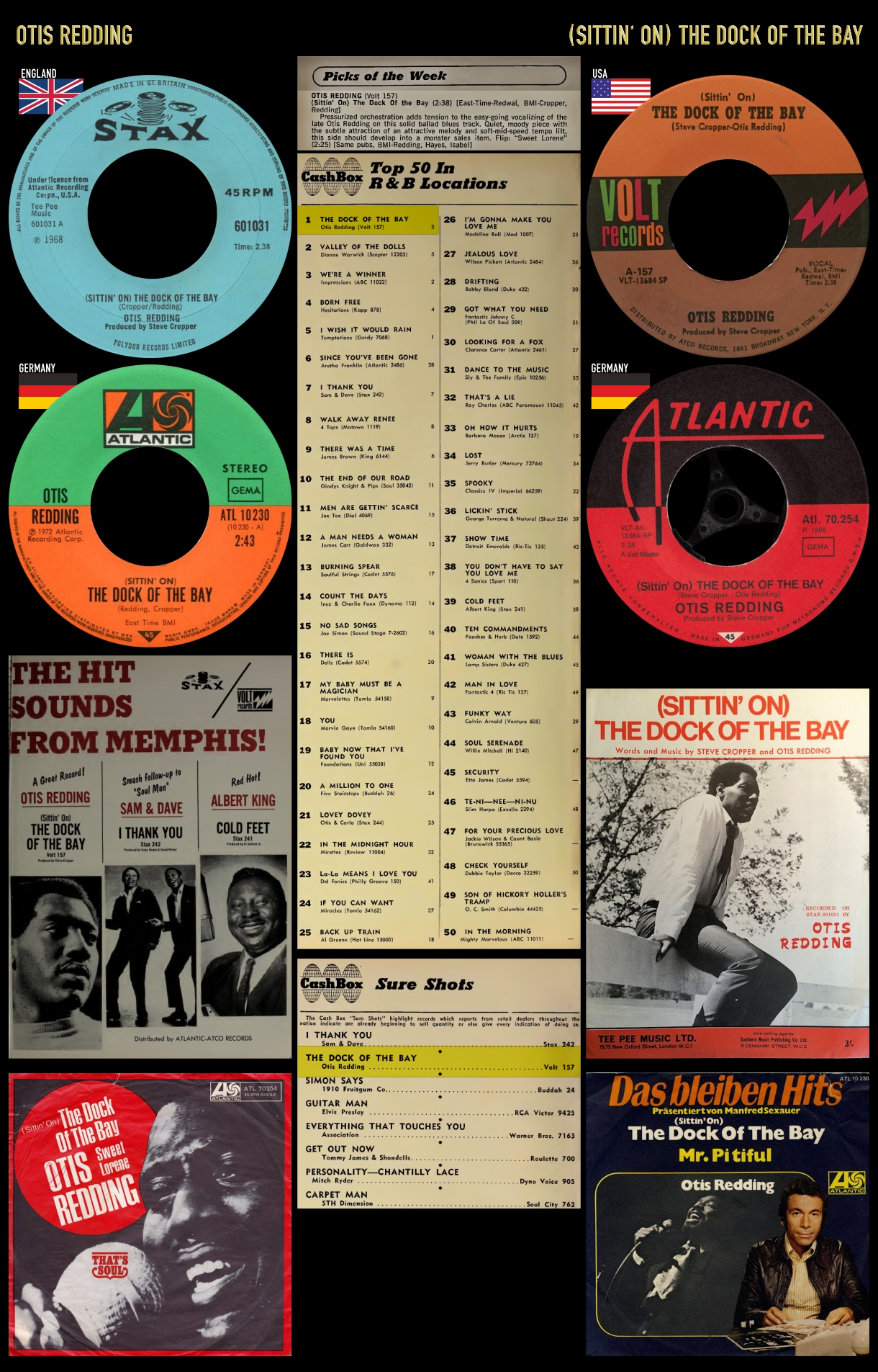 680127_Otis Redding_The Dock Of The Bay