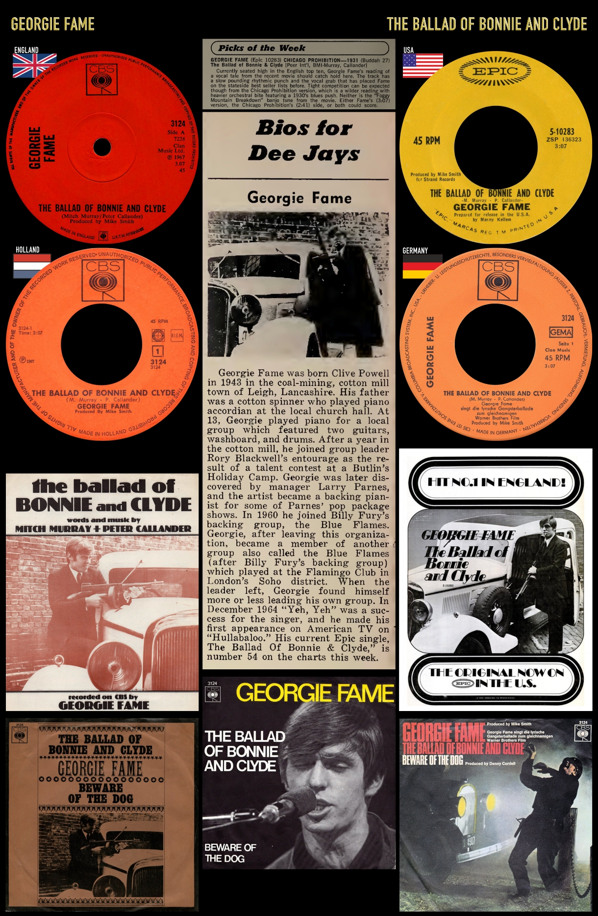 680302_Georgie Fame_The Ballad Of Bonnie And Clyde