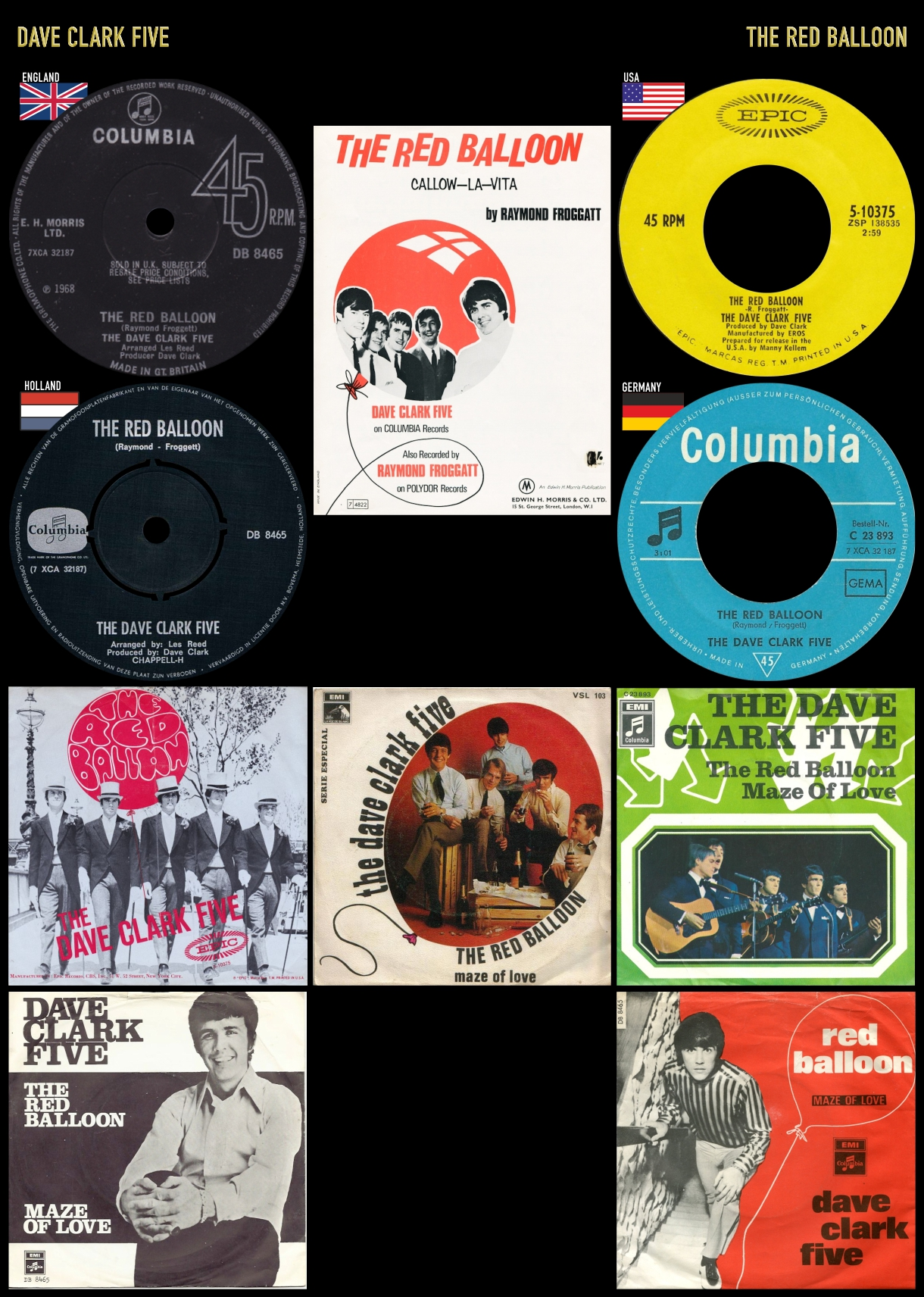 680918_Dave Clark Five_Red Balloon